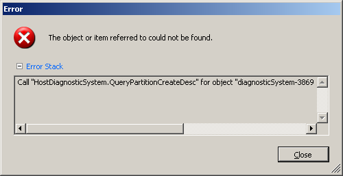 HOW TO: Configure Shared Diagnostic Partition on VMware ESX