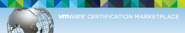 VMware Certification Marketplace logo
