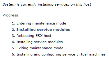 Upgrade vCNS - Upgrade vShield App & Endpoint - 2