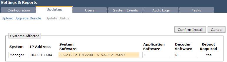 Upgrade vCNS - Upgrade vShield Manager - 3