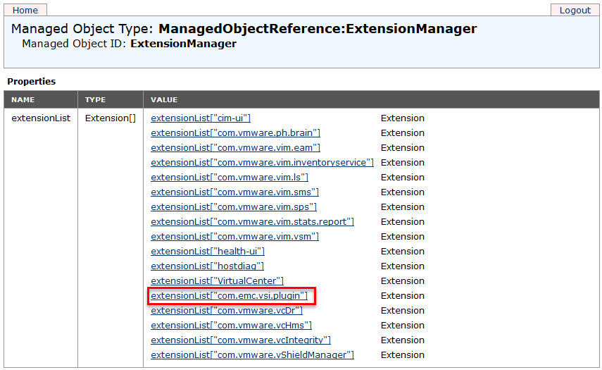 Remove unwanted plug-ins from VMware vCenter Server - 3