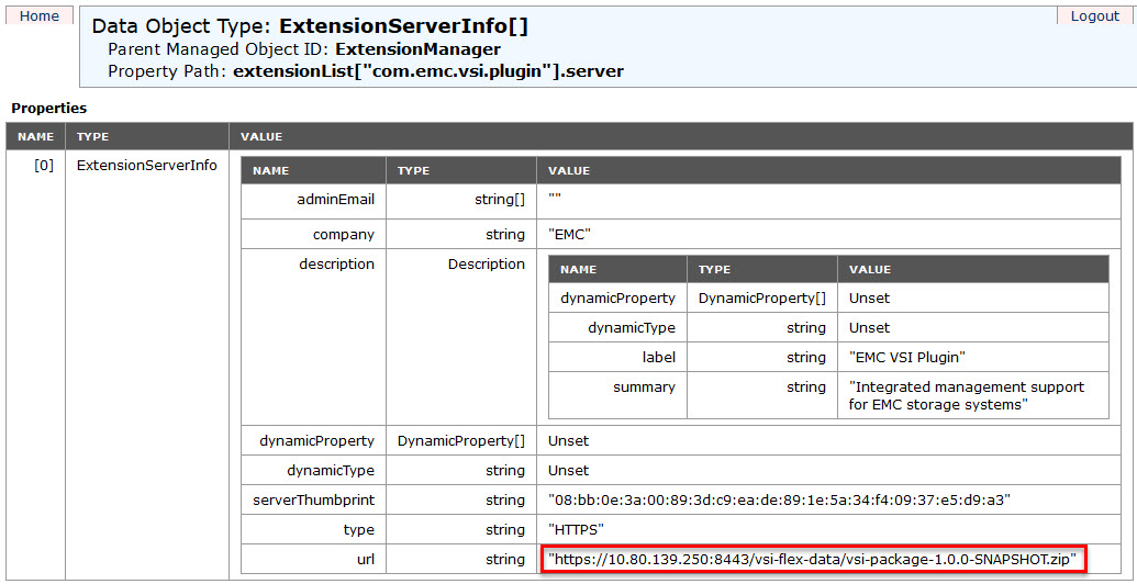 Remove unwanted plug-ins from VMware vCenter Server - 5